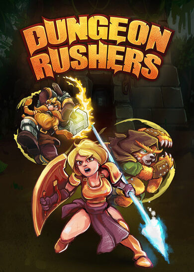 Dungeon Rushers: Crawler RPG Steam Key GLOBAL
