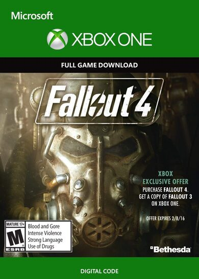 Fallout 4 (Xbox One) Xbox Live Key GLOBAL