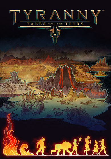 Tyranny - Tales from The Tiers (DLC) Steam Key GLOBAL