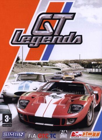GT Legends Steam Key GLOBAL