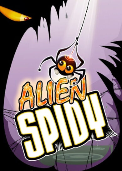 Alien Spidy Steam Key GLOBAL