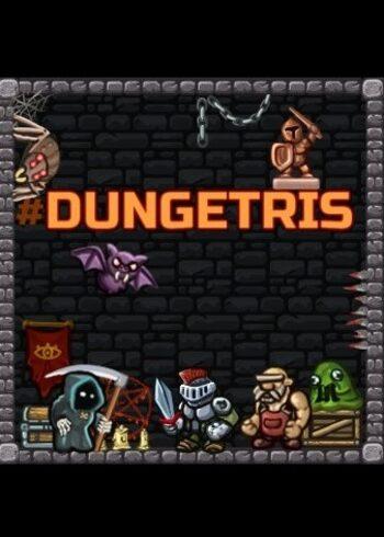 Dungetris Steam Key GLOBAL
