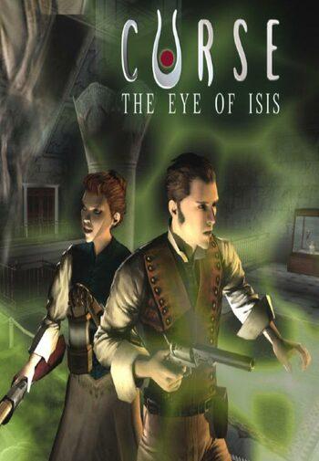 Curse: The Eye of Isis Steam Key GLOBAL