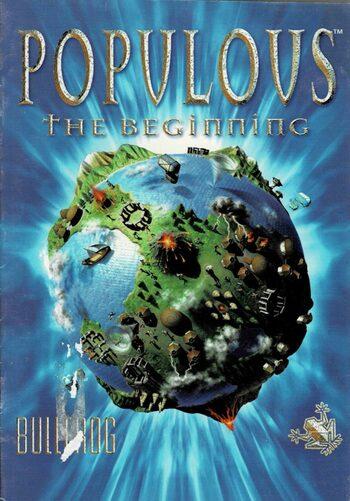Populous: The Beginning Gog.com Key GLOBAL