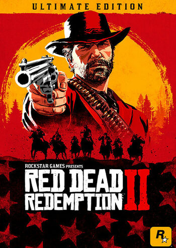 Red Dead Redemption 2: Ultimate Edition Rockstar Games Launcher Código GLOBAL