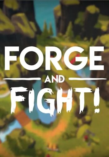Forge and Fight! Steam Key GLOBAL