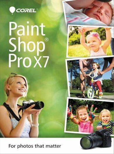 Corel PaintShop Pro x7 Key GLOBAL