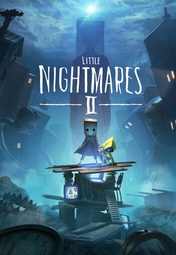 Little Nightmares II Steam Código GLOBAL