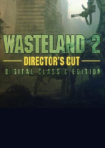 Wasteland 2 Director's Cut Digital Classic Edition Gog.com Key GLOBAL