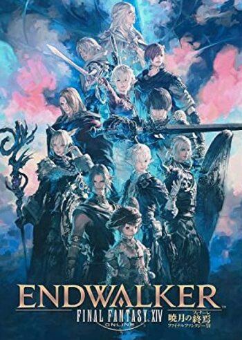 Final Fantasy XIV: Endwalker (DLC) Mog Station Key GLOBAL