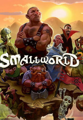 Small World Steam Key GLOBAL