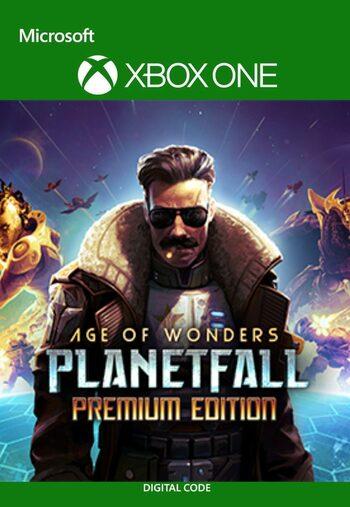 Age Of Wonders: Planetfall Premium Edition XBOX LIVE Key UNITED STATES