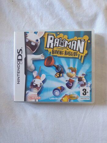 Rayman Raving Rabbids Nintendo DS