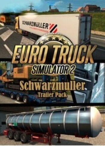Euro Truck Simulator 2 - Schwarzmüller Trailer Pack (DLC) Steam Key GLOBAL