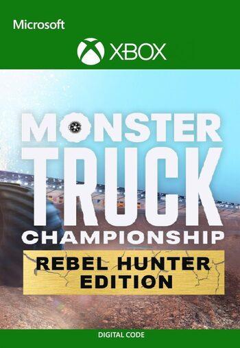 Monster Truck Championship Rebel Hunter Edition XBOX LIVE Key UNITED STATES