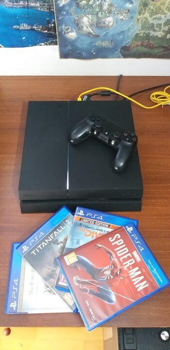 PlayStation 4, PS4 + Juegos