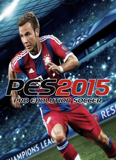 Pro Evolution Soccer 2015 Steam Key GLOBAL