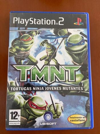 TMNT PlayStation 2