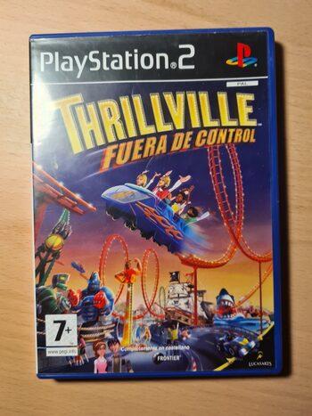 Thrillville PlayStation 2