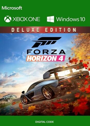 Forza Horizon 4 (Deluxe Edition) (PC/Xbox One)  Xbox Live Key UNITED STATES