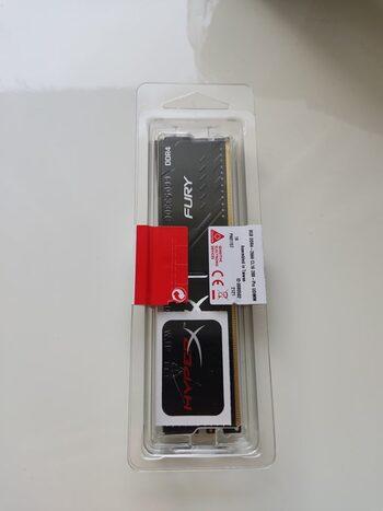 Buy Kingston HyperX Fury 8 GB (1 x 8 GB) DDR4-2666 Black PC RAM