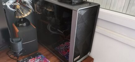 Fractal Design Meshify 2 ATX Mid Tower Gray PC Case