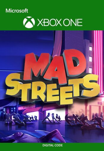 Mad Streets XBOX LIVE Key ARGENTINA