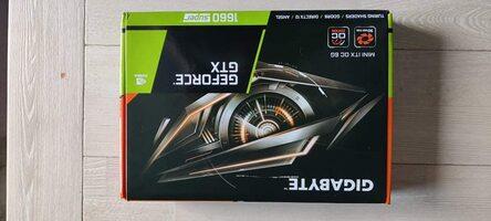 Gigabyte GeForce GTX 1660 SUPER 6 GB 1530-1860 Mhz PCIe x16 GPU