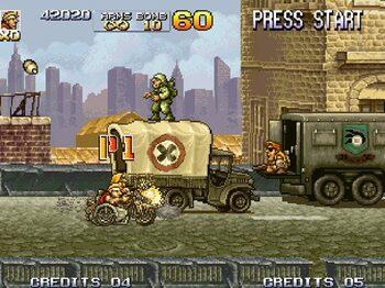 Redeem Metal Slug 4 Xbox