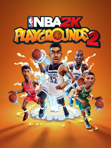 NBA 2K Playgrounds 2 Steam Key EUROPE
