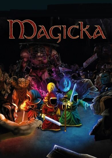 Magicka: Retail Box Collection Steam Key GLOBAL