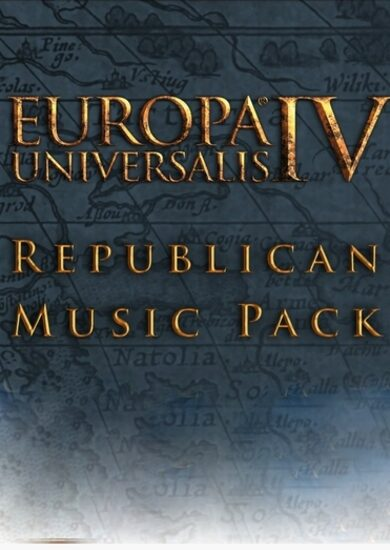 Europa Universalis IV - Republican Music Pack (DLC) Steam Key GLOBAL