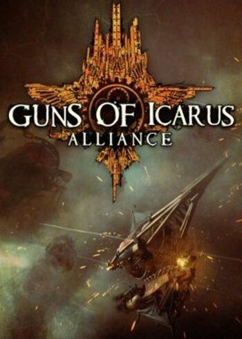 Guns of Icarus Alliance Steam Key GLOBAL