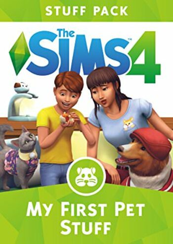 The Sims 4: My First Pet Stuff (DLC) Origin Key GLOBAL