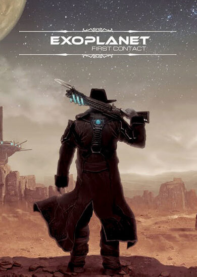 Exoplanet: First Contact Steam Key GLOBAL фото