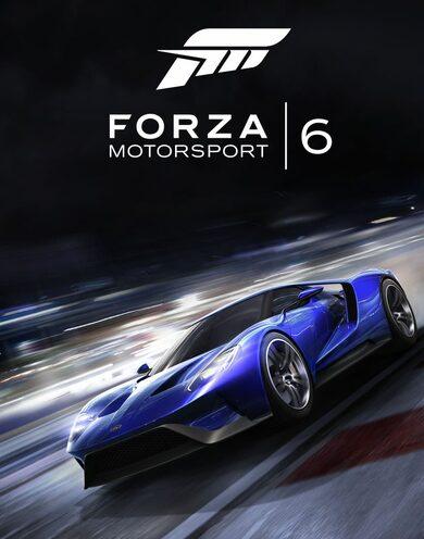 Forza Motorsport 6 (Xbox One) Xbox Live Key GLOBAL