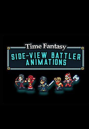 RPG Maker MV - Time Fantasy: Side-View Animated Battlers (DLC) Steam Key GLOBAL