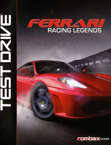 Test Drive: Ferrari Racing Legends Steam Key GLOBAL