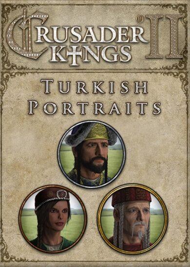 Crusader Kings II - Turkish Portraits (DLC) Steam Key GLOBAL