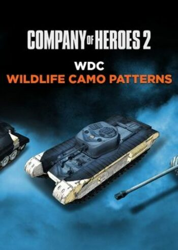 Company of Heroes 2 - Whale and Dolphin Pattern Pack (DLC) Steam Key GLOBAL