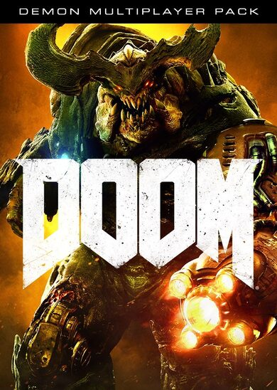 Doom - Demon Multiplayer Pack (DLC) Steam Key GLOBAL