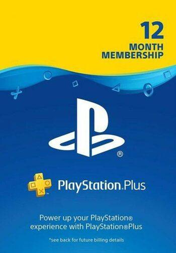 PlayStation Plus Card 365 Days (ZA) PSN Key SOUTH AFRICA