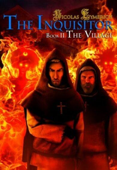 Nicolas Eymerich The Inquisitor Book II : The Village Steam Key GLOBAL