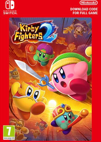Kirby Fighters 2 (Nintendo Switch) eShop Key UNITED STATES
