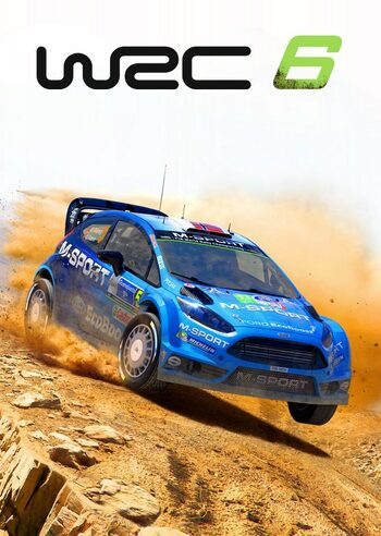 WRC 6: FIA World Rally Championship  Steam Key GLOBAL
