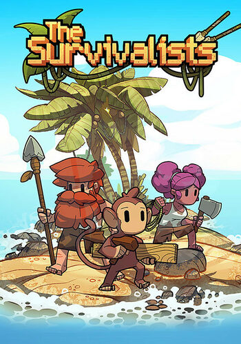 The Survivalists Steam Key GLOBAL