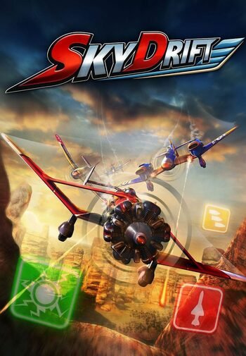 SkyDrift: Extreme Fighters Premium Airplane Pack (DLC) Steam Key GLOBAL