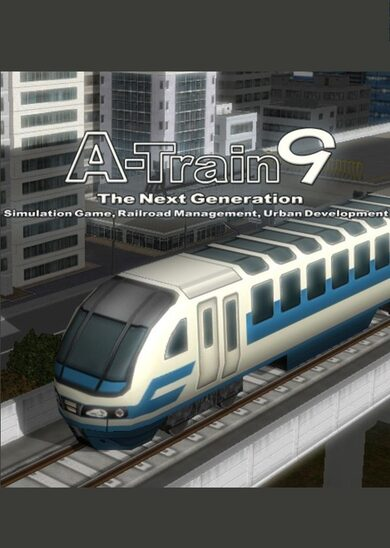 A-Train 9 V1.0: The Next Generation Steam Key GLOBAL