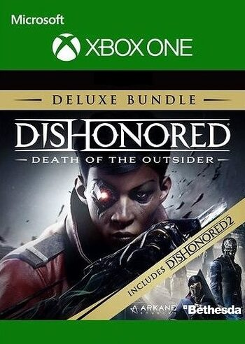 Dishonored: Death of the Outsider Deluxe Bundle XBOX LIVE Key UNITED STATES