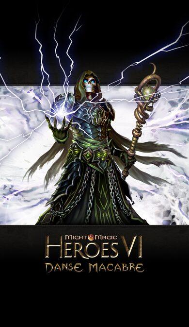 Might & Magic: Heroes VI - Danse Macabre (DLC) Uplay Key GLOBAL